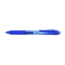 Rollertoll zselés PENTEL EnerGelX tűhegyű 0,25 mm kék