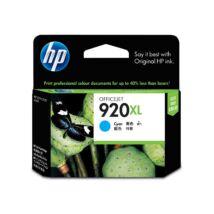Festékpatron HP CD972A (920XL) kék