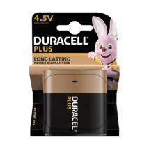 Elem lapos DURACELL Plus Power MN1203 4,5V 1-es