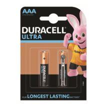 Elem mikro DURACELL Ultra MX2400 AAA 2-es