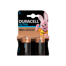 Elem DURACELL Ultra M3 MX1400 C baby 2-es