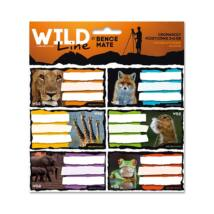 Füzetcímke ARS UNA My Wild Life Moments 18 db/csomag