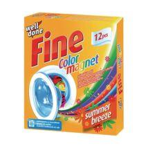 Színvédő kendő WELL DONE Fine summer breeze 12 db
