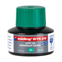 Tinta EDDING BTK25 táblamarkerhez 25 ml zöld