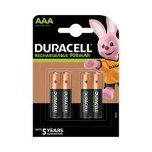 Akkumulátor DURACELL LSD AAA 900 mAh 4-es