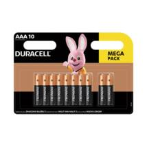 Elem mikro DURACELL Basic AAA 10-es