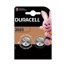Elem gomb DURACELL DL2025/CR2025 2-es