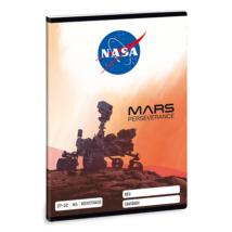 Füzet ARS UNA A/5 32 lapos kockás 27-32 NASA-1