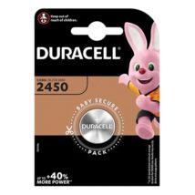 Elem gomb DURACELL DL2450 1-es