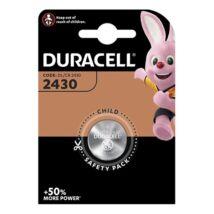Elem gomb DURACELL DL2430 1-es