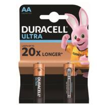 Elem ceruza DURACELL Ultra MX1500 AA 2-es