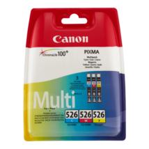 Festékpatron CANON CLI-526 multipack (CMY)