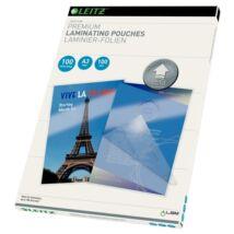 Lamináló fólia LEITZ A/3 100 mikron 100ív/csomag fényes