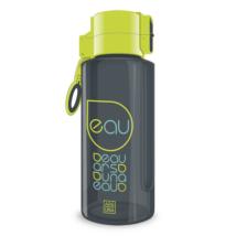 Kulacs ARS UNA műanyag BPA-mentes 650 ml szürke citromsárga