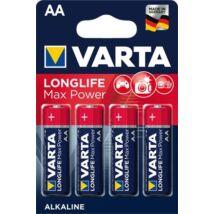 Elem ceruza VARTA Longlife Max Power AA 4-es