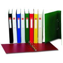 Gyűrűskönyv ESSELTE Standard Vivida 35mm 4 gyűrű zöld