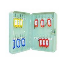 Kulcsszekrény WEDO 24 kulcsos szürke