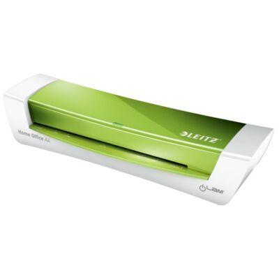 Laminálógép LEITZ iLAM Home Office A/4 80-125 mikron zöld