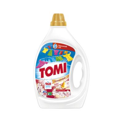 Folyékony mosószer TOMI Color Japánkert és Tavirózsa 2 liter 40 mosás