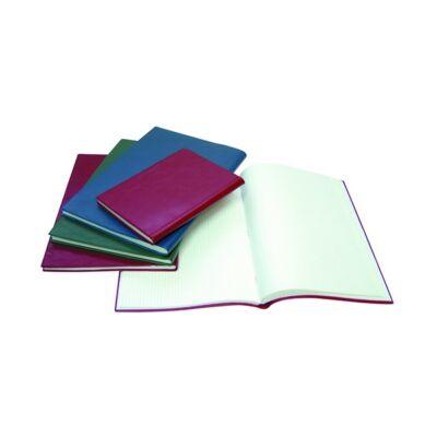 Beírókönyv A/4 pvc 200 lapos vonalas