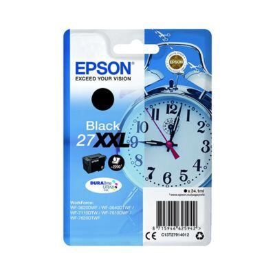 Tinta EPSON T279140 27XXL fekete 34,1ml