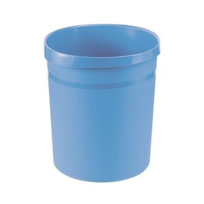 Papírkosár műanyag tömörfalú HAN TREND v.kék 18L