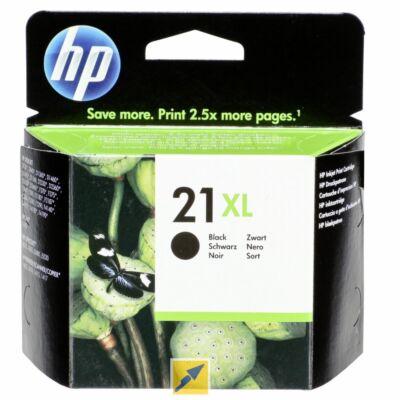 Festékpatron HP 9351CB (21XL) fekete
