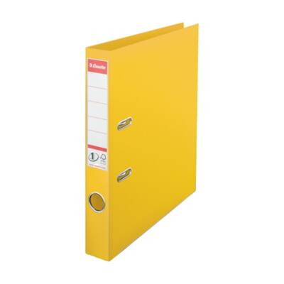 Iratrendező ESSELTE Standard A/4 50mm sárga