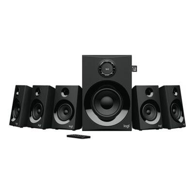 Hangszóró LOGITECH Z607 5.1 Bluetooth/USB/Jack fekete
