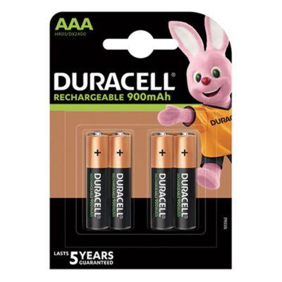 Akkumulátor mikro DURACELL LSD AAA 900 mAh 4-es